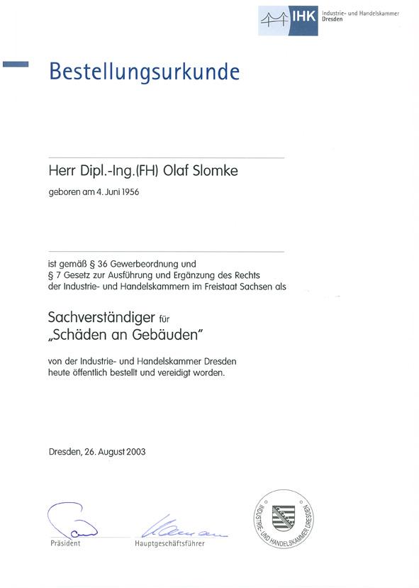 Baugutachter Dresden bausachverständiger für schäden an gebäuden und baugutachter olaf